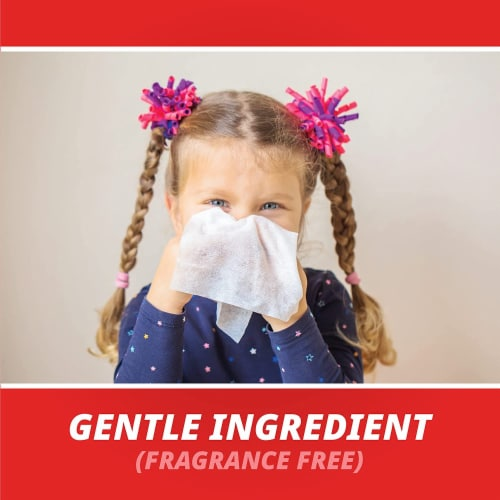 Mediwiper 1200 wipes Antibacterial Alcohol-Free Hand Sanitizer Wipes - 200 Count, 6 Packs Perspective: left