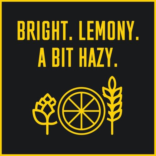 Goose Island 312 Urban Wheat Ale Perspective: left