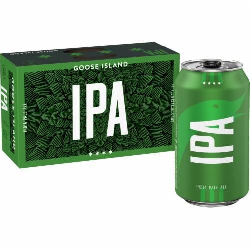 Goose Island IPA Beer Perspective: left