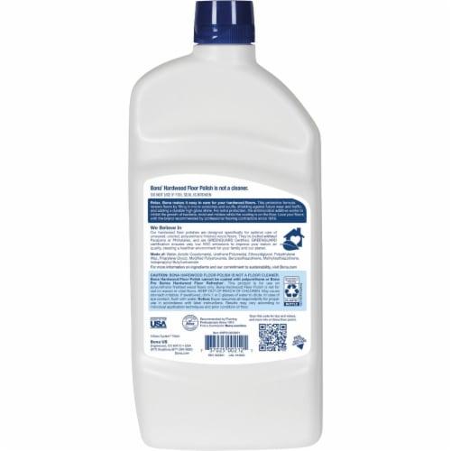 Bona  High Gloss  Hardwood Floor Polish  Liquid  36 oz. - Case Of: 1; Perspective: left