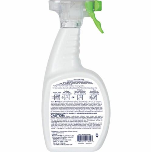 Bona  PowerPlus  Hard Surface Floor Cleaner  Liquid  32 oz. - Case Of: 8; Perspective: left