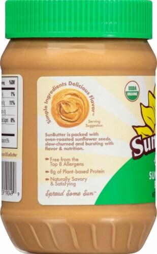 SunButter Organic Sunflower Butter Perspective: left
