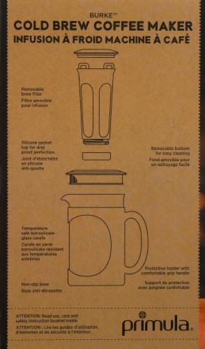 Primula Burke Cold Brew Coffee Maker - Black Perspective: left