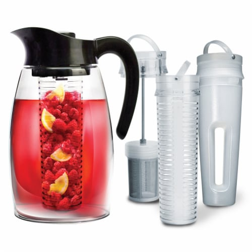 Primula Flavor It Infusion Pitcher Perspective: left
