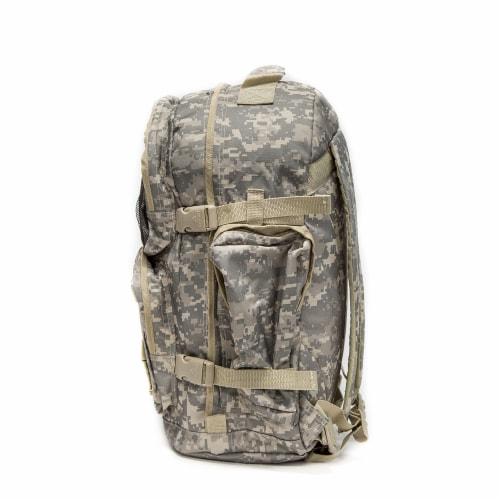 Everest Oversize Backpack - Digital Camo Perspective: left