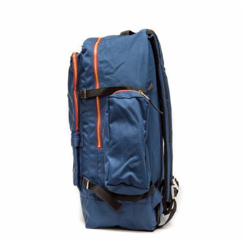 Everest Daypack with Laptop Pocket - Navy Perspective: left