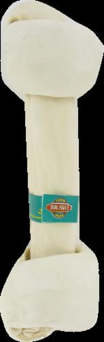 Bravo Premium Knotted Bone Rawhide Perspective: left