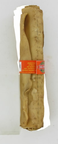 Bravo Peanut Butter Rawhide Roll Perspective: left