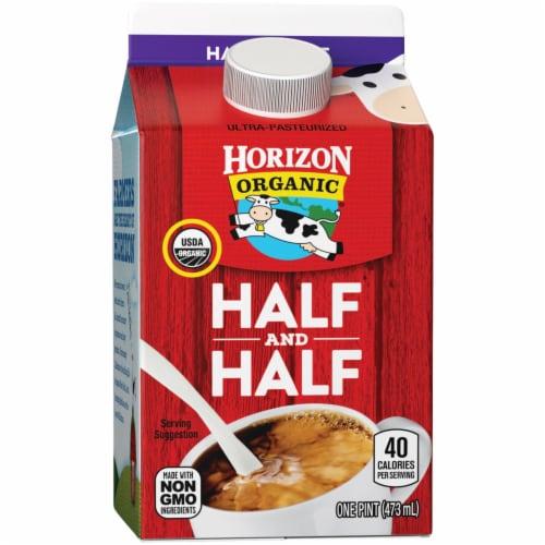Horizon Organic Half and Half Perspective: left