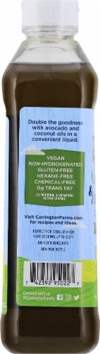Carrington Farms  Coconut & Avocado Cooking Oil Blend Perspective: left