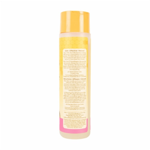 Burt's Bees Shea Butter & Honey Hypoallergenic Shampoo for Cats Perspective: left