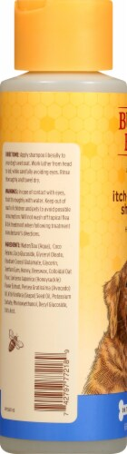 Burt's Bees Itch Soothing Shampoo for Dogs Perspective: left