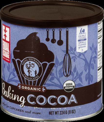 Equal Exchange Organic Baking Cocoa Perspective: left