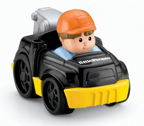 Fisher-Price® Little People Wheelies Tow Truck Perspective: left
