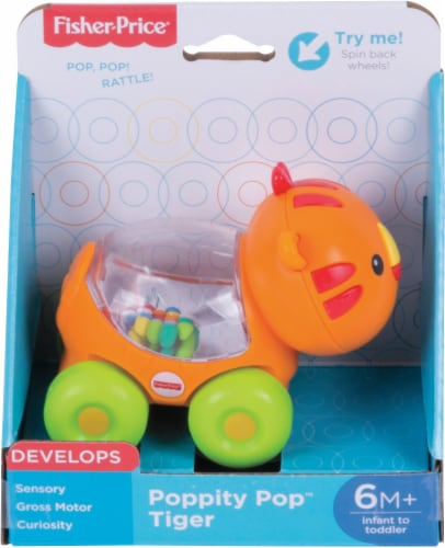 Fisher-Price® Poppity Pop Toy - Assorted Perspective: left
