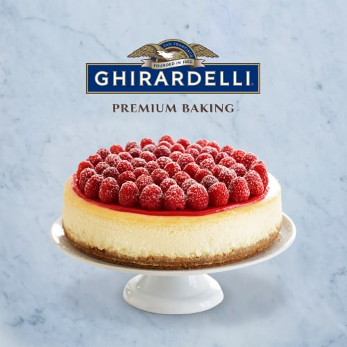 Ghirardelli White Chocolate Premium Baking Bar Perspective: left
