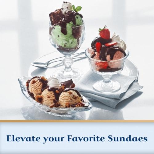 Ghirardelli Chocolate Premium Sauce Perspective: left