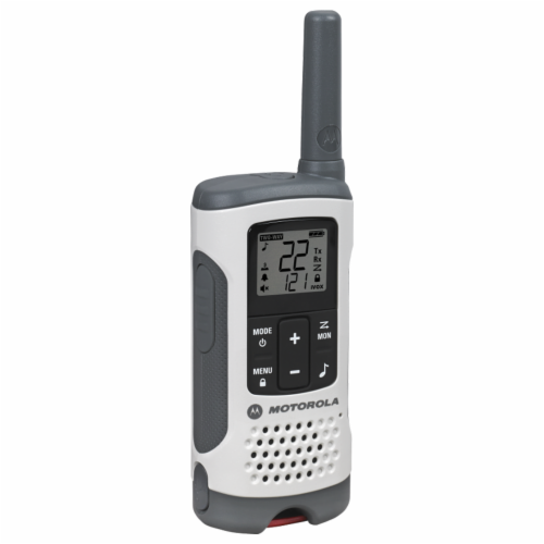 Motorola Talkabout T260TP Two-Way Radios Perspective: left