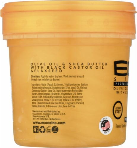 Ecoco Inc. Professional Styling Gel Perspective: left