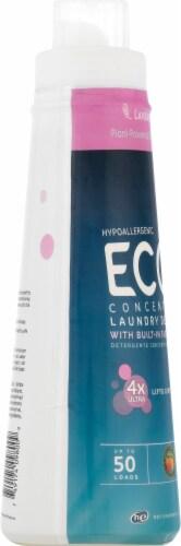 ECOS 4x Concentrate Lavender Laundry Detergent Perspective: left