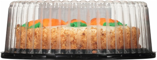 Rich's Single Layer Carrot Cake Perspective: left