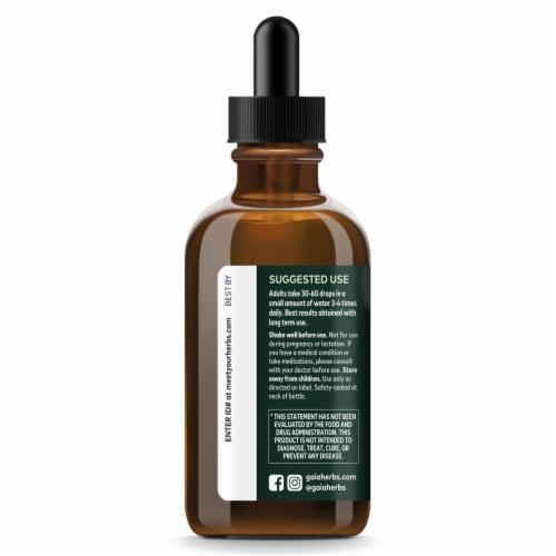 Gaia Herbs  Vitex Elixir For Women Perspective: left
