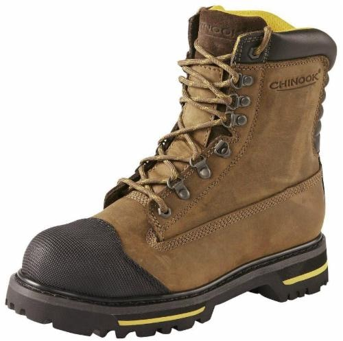 Chinook Tarantula Men's Work Boots - Brown Perspective: left