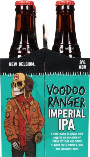 New Belgium Voodoo Ranger Imperial IPA Perspective: left