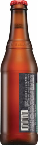 New Belgium Voodoo Ranger Imperial IPA Beer Perspective: left