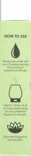 Chesapeake Bay Happiness Ylang Ylang Lavender & Petitgrain Essential Oil Perspective: left