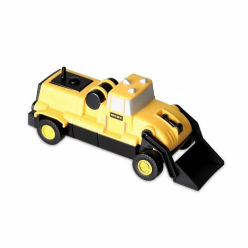 Popular Playthings PPY60315 Construction Vehicles - Grade 4 Perspective: left