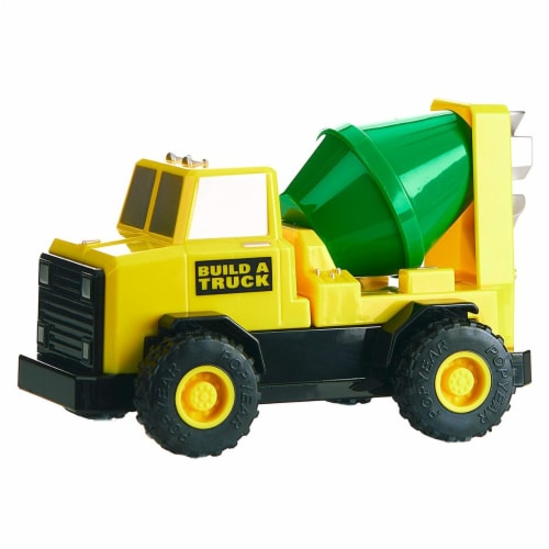 Popular Playthings PPY60401 Build A Truck - Grade 3 Perspective: left