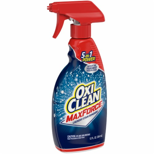 OxiClean Max Force Laundry Stain Remover Perspective: left