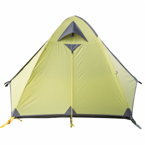 North Range Cross Country 4-Person Tent Perspective: left