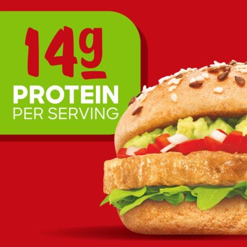 Boca Original Veggie Burgers Perspective: left