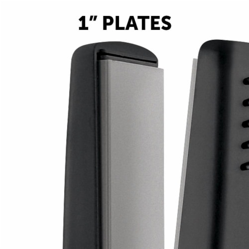 "Revlon Straight 1"" Ceramic Flat Iron Perspective: left"