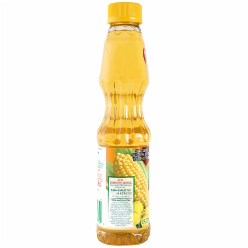 Mazola® Corn Plus!™ Oil Perspective: left