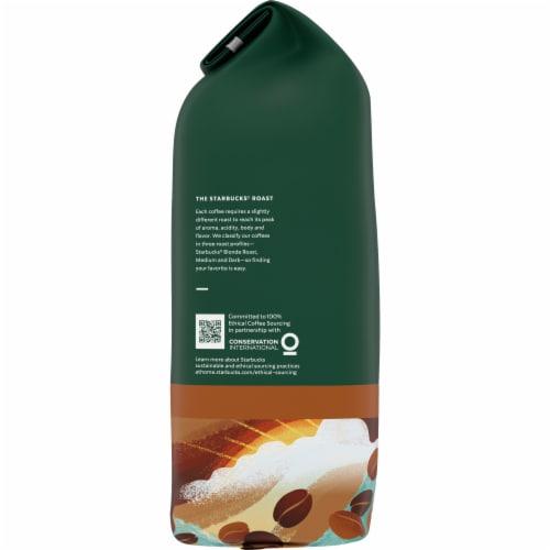 Starbucks Breakfast Blend Medium Roast Ground Coffee Perspective: left