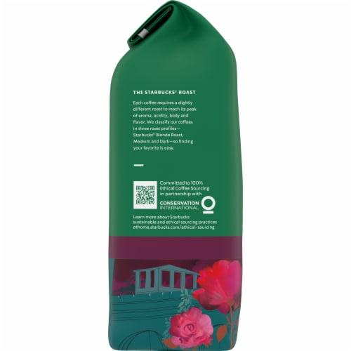 Starbucks Decaf Caffe Verona Dark Roast Ground Coffee Perspective: left