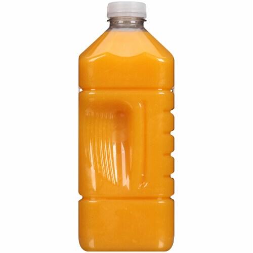 Evolution Fresh Orange Juice Perspective: left