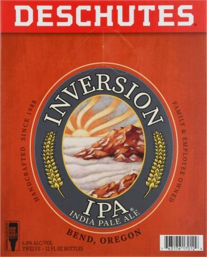 Deschutes Brewery Inversion IPA Perspective: left