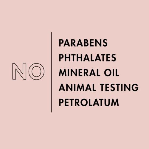Shea Moisture Pink Himalayan Salt Relaxing Mineral Soak Perspective: left