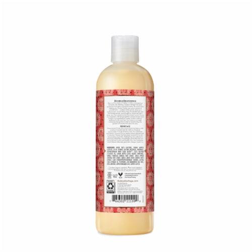 Nubian Heritage Coconut Papaya Body Wash Perspective: left