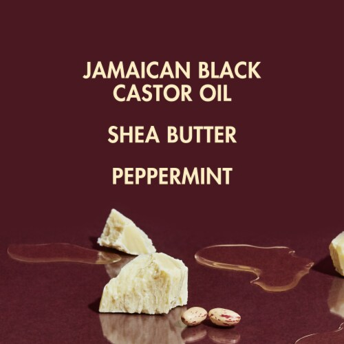 Shea Moisture Jamaican Black Castor Oil Strengthen & Restore Styling Lotion Perspective: left