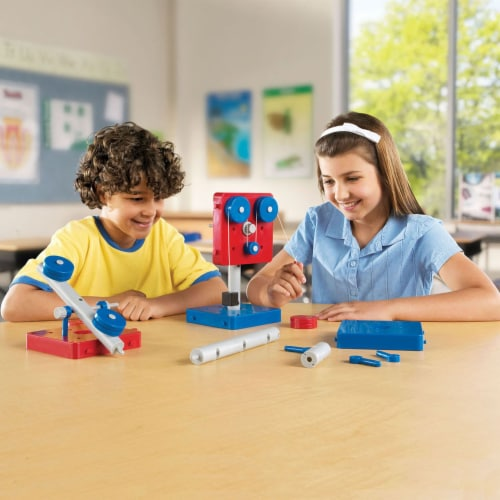 Learning Resources® Simple Machines Set Perspective: left
