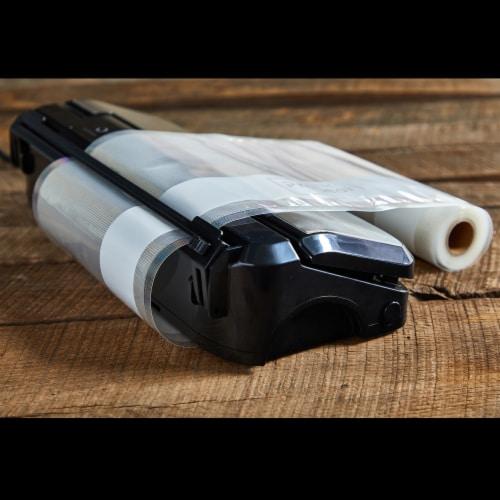 "ProSeal™ Vacuum Sealer, 11.8"" Airtight Heat Seal, Dry & Moist Modes, Built-In Bag Cutter Perspective: left"