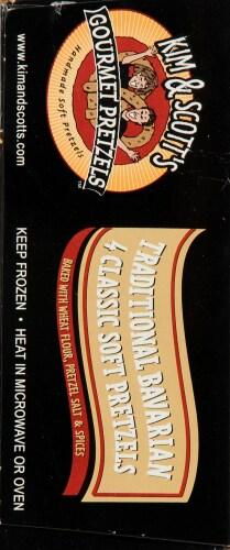 Kim & Scott's Traditional Bavarian Pretzels Perspective: left