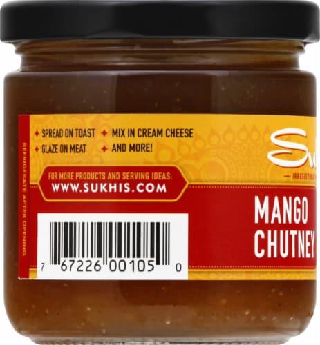 Sukhi's Mango Chutney Perspective: left