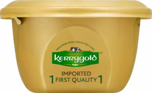 Kerrygold Naturally Softer Pure Irish Butter Perspective: left