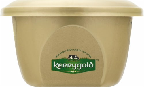 Kerrygold Irish Butter with Olive Oil Perspective: left